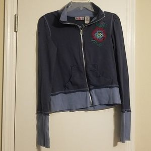 Jackets & Blazers - Boho zippered jacket